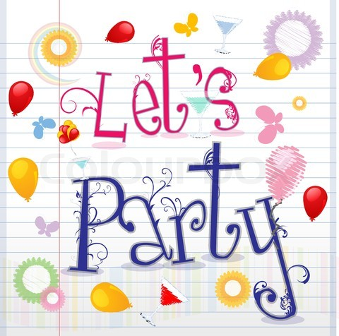 2361683-395521-illustration-of-party-card-on-white-background