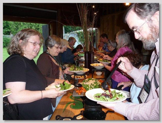 C12-6-21-Enjoying the dinner buffet