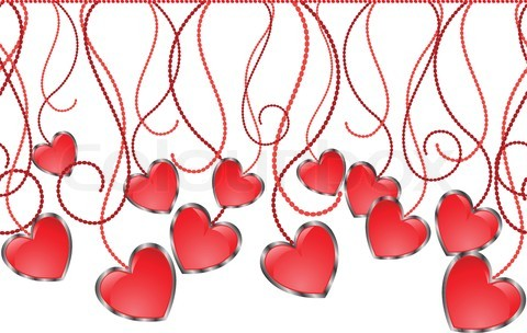 2379052-666385-seamless-garland-of-glossy-hearts-on-sinuous-thread